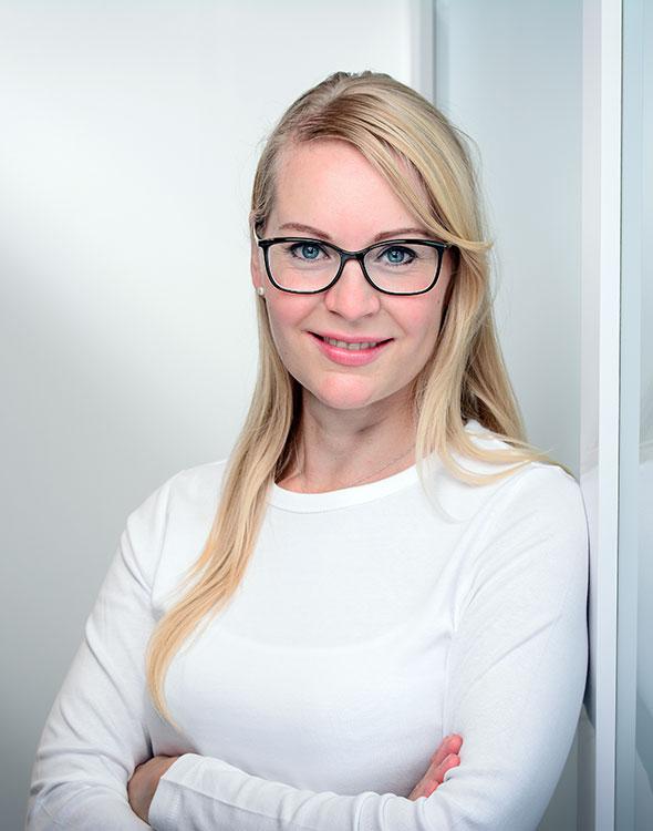 Zahnärztin Andrea Körber