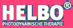 Logo Helbo, photodynamische Therapie