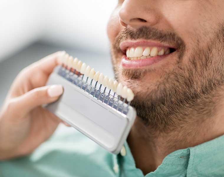 Ein wunderschönes Gebiss – Ziel der Zahnarztpraxis am Flughafen München